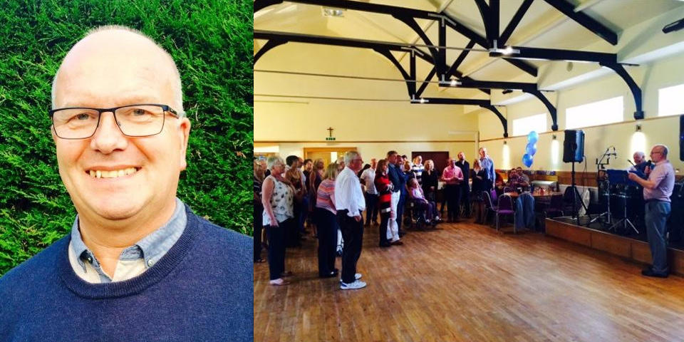 Birthdays for Good: Alastair Bisset dedicates his birthday for good.