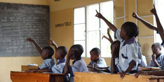 Quality Education for Poverty Alleviation