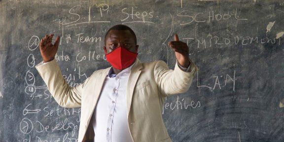 Ladislas Nkundabanyanga, Wellspring Quality Education Specialist & Team Leader